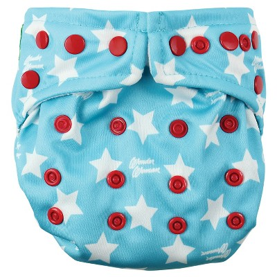 Bumkins DC Comics Snap-in-One Diaper, Wonder Woman