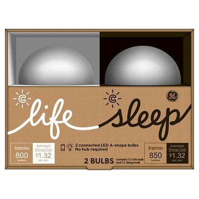 C by GE – Combo 2pk - C Life & C Sleep