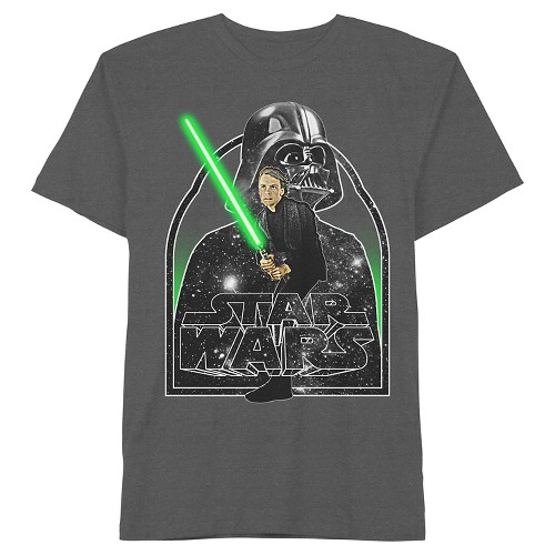 Boys' Star Wars T-Shirt - Gray XL, Boy's