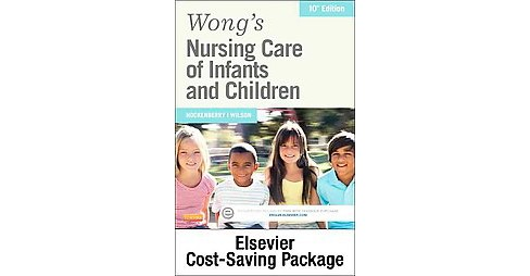 Wong's Nursing Care of Infants and Children (Hardcover) (Marilyn J. Hockenberry & David Wilson) - image 1 of 1