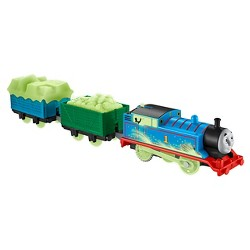 Fisher Price Thomas & Friends Glow in the Dark Engine Thomas - Colors May vary