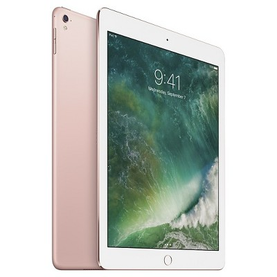 Apple® iPad Pro 9.7 inch 128GB Wi-Fi Only (2016 Model, 1st Generation, A1673)- Rose Gold