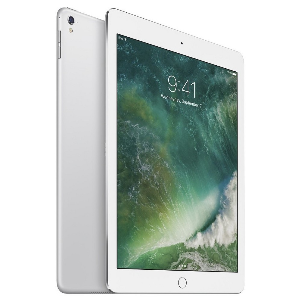 Apple iPad Pro 9.7 inch 256GB Wi-Fi + Cellular (2016 Model, 1st Generation) - Silver
