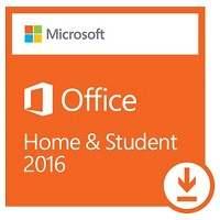 Microsoft Office Home & Student 2016 for Windows (Download) + Free TurboTax Tax Preparation