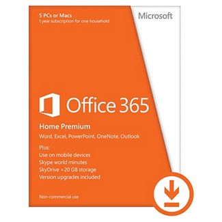 Microsoft Office 365 Home (Digital)