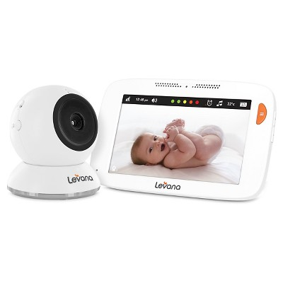 Levana Shiloh 5  Touchscreen Video Monitor