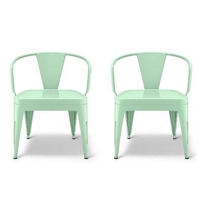 Industrial Kids Activity Chair (Set Of 2)   Pillowfort™