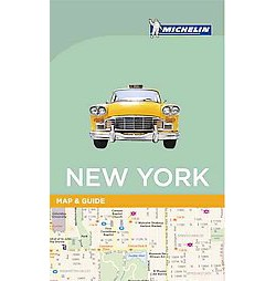 Michelin Map & Guide New York City (Paperback)