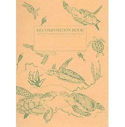 Sea Turtles Decomposition Book (Paperback)