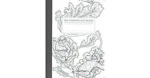 Veggin' Out Decomposition Book (Paperback) - image 1 of 1