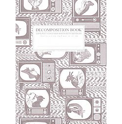 Shadow Puppets Decomposition Book (Paperback)