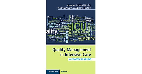 Quality Management in Intensive Care : A Practical Guide (Paperback) - image 1 of 1