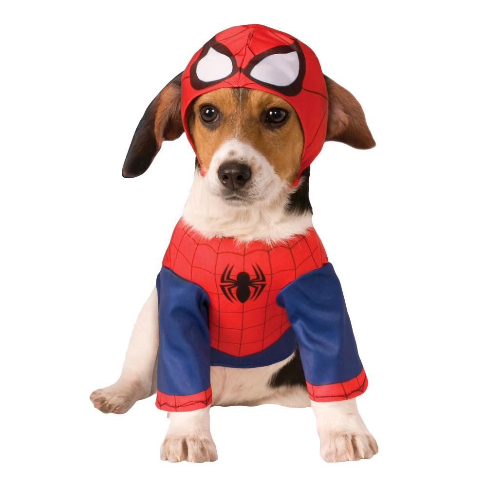 Rubie's Spider-Man Pet Costume - S, Multicolored