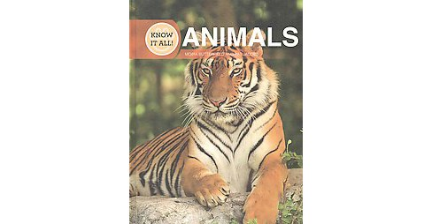 Animals (Library) (Moira Butterfield & Pat Jacobs) - image 1 of 1