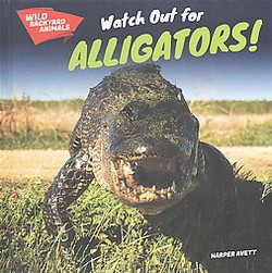 Watch Out for Alligators! (Library) (Harper Avett)