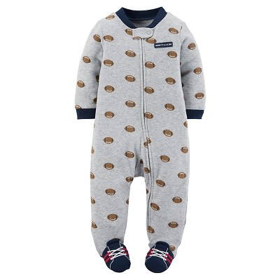 Just One You™ Made by Carter's® Baby Boys' Football Sleep N' Play 3M