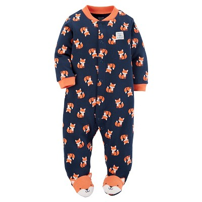 Just One You™ Made by Carter's® Baby Boys' Blue Fox Sleep N' Play 6M