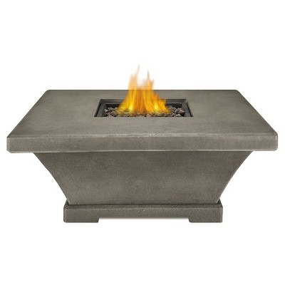 Awesome Real Flame® Monaco Low Square Fire Table