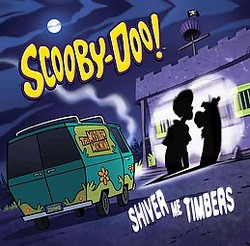 Scooby-Doo in Shiver Me Timbers (Library) (Sonia Sander)