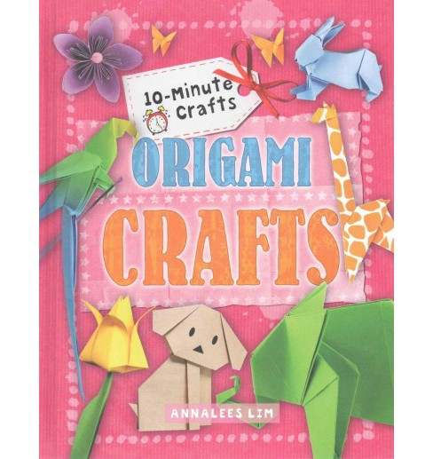 Origami Crafts (Library) (Annalees Lim) - image 1 of 1