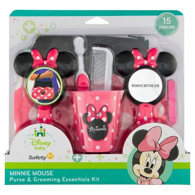 Safety 1st Disney Baby Minnie Mouse Purse & Grooming Kit