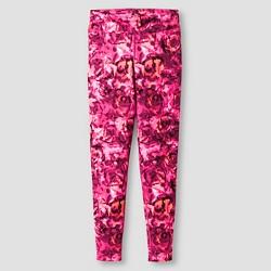 Girls' Printed Performance Yoga Leggings Rose - C9 Champion®