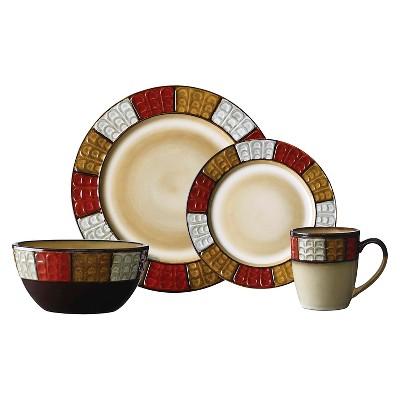 Pfaltzgraff Expressions® Emilia 16pc Dinnerware Set