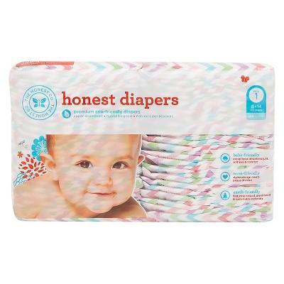 Honest Company Diapers Chevron - Size 1 (44 ct)