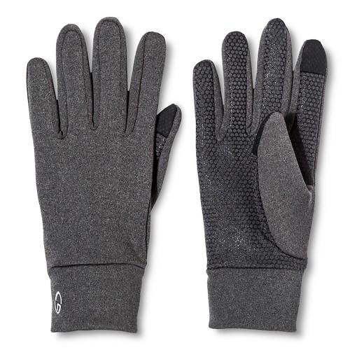 Men's Running Glove Dark Charcoal Heather M/L - C9 Champion