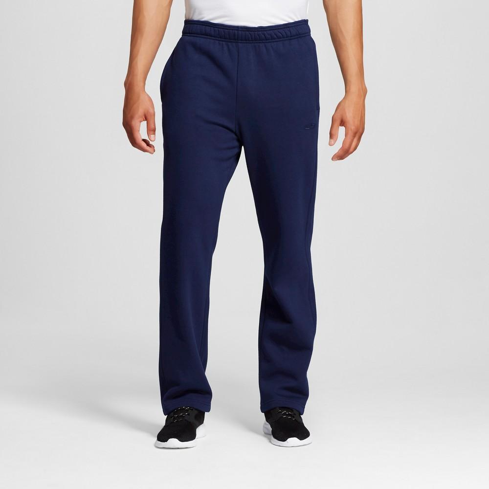 Men's Fleece Sweatpants - C9 Champion Dark Blue L, Dark Night Blue
