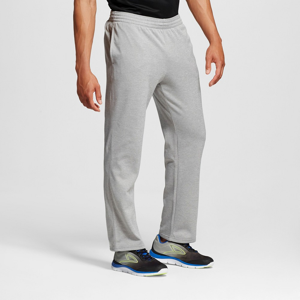 Mens Tech Fleece Sweatpants - C9 Champion Nickel 2XL, Size: Xxl
