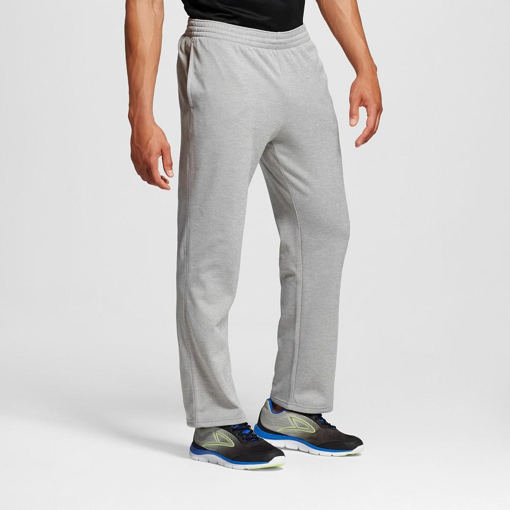 Mens Tech Fleece Sweatpants - C9 Champion Nickel XL