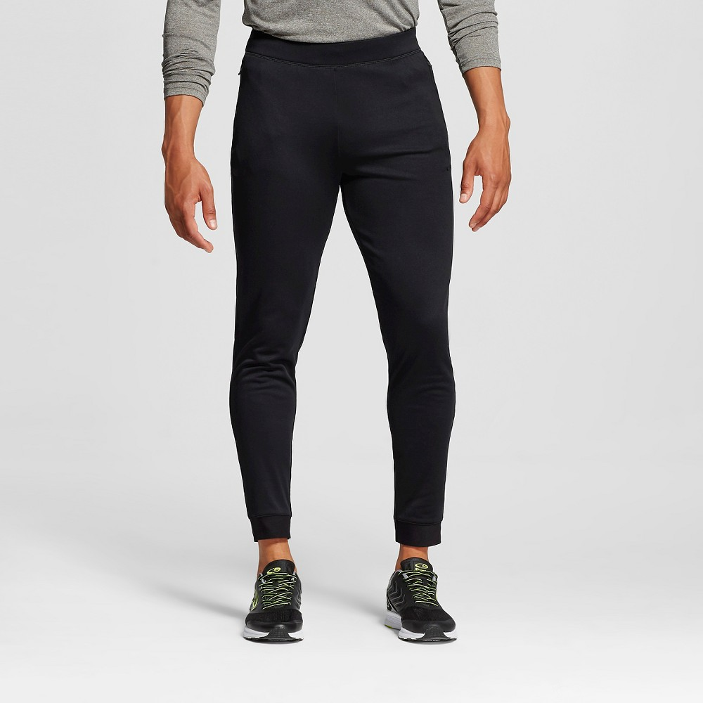 Men's Tech Fleece Jogger Sweatpants - C9 Champion Black L