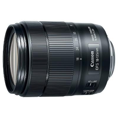 Canon EF-S 18-135mm 1:3-3.6 IS USM Lens - Black (1084C001)