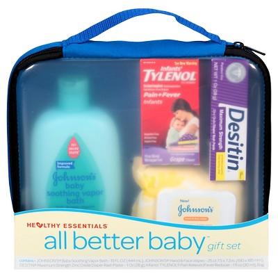 Johnson's® All Better Baby™ Giftset