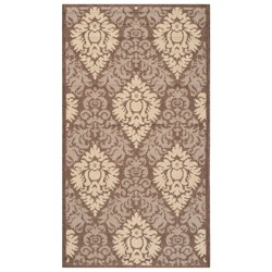 Dorchester Damask Outdoor Rug - Safavieh®