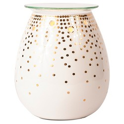 Decorative Candle Warmer Gold Dot - ADOR®