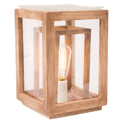 Decorative Candle Warmer Wood Lantern - ADOR®