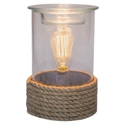 Decorative Candle Warmer Rope Glass - ADOR®