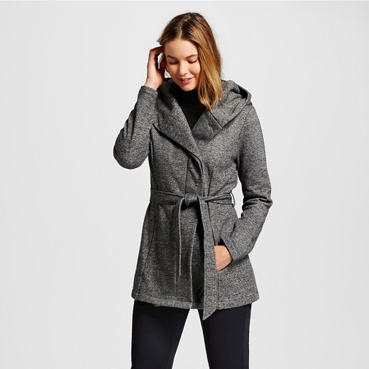 Women's Fleece Wrap Jacket - Merona™ : Target