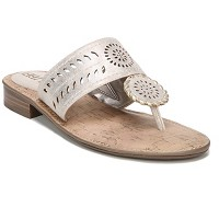 Women's Sam & Libby Tibby Whip Stitch Thong Sandals. opens in a new tab.