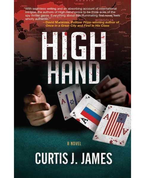 High Hand (Paperback) (Curtis J. James) - image 1 of 1