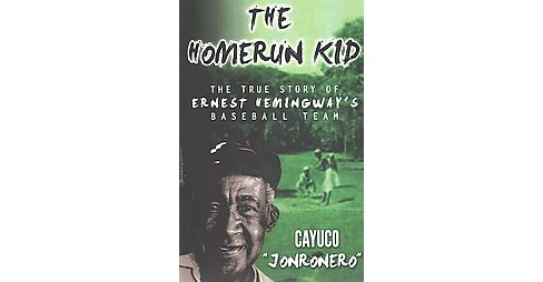 The Homerun Kid (Paperback) - image 1 of 1