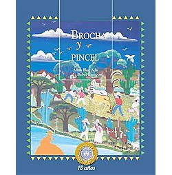 Brocha Y Pincel / Brush And Paint ( Puertas al sol / Gateways to the Sun) (Paperback)