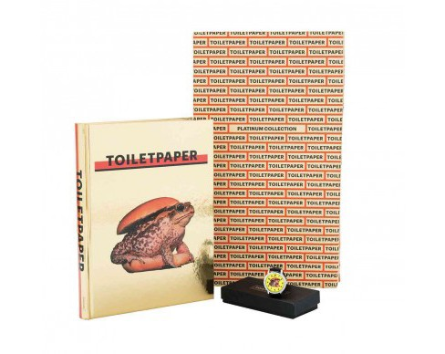ToiletPaper : Platinum Collection (Vol 2) (Limited) (Hardcover) - image 1 of 1