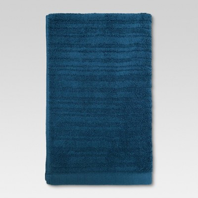 Textured Hand Towel Calhoun Blue - Threshold™