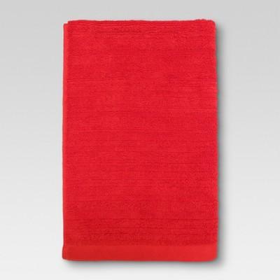 Textured Hand Towel Warm Orange - Threshold™