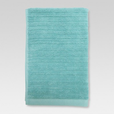 Textured Hand Towel Aqua Pool - Threshold™