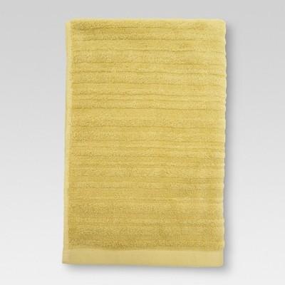 Textured Hand Towel Lasting Yellow - Threshold™