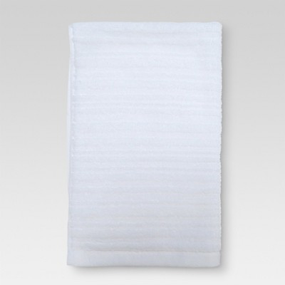 Textured Hand Towel - True White - Threshold™